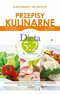 Ta książka kucharska stanowi bardzo praktyczny dodatek i zarazem przewodnik po Diecie 5:2 dr. Mosleya, która zdążyła już podbić serca polskich czytelników. Znajduje się tu ponad 150 wyjątkowych, starannie opracowanych przepisów na pożywne, niskokaloryczne dania.