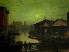 British Paintings: John Atkinson Grimshaw