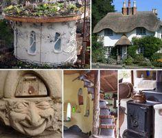 Cob Creations: 18 Natural Homes, Pizza Ovens & More