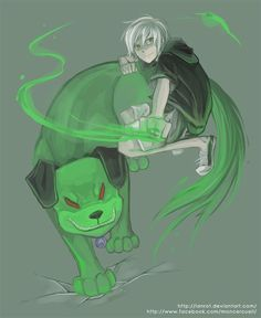 danny+phantom+deviantart | danny and cujo by lanrot manga anime digital media drawings 2013 2014 ...:
