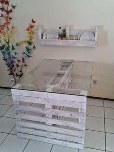 Tudo sobre a construção de móveis de paletes. Dicas e truques sobre reciclagem e como criar os seus móveis feitos com paletes.