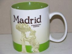 Starbucks Madrid Global Icon Mug 16 oz ** Check out the image by visiting the link. (This is an affiliate link)