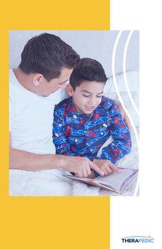 Leer un libro antes de ir a la cama, ayuda a potenciar la #imaginación de tus hijos. ¡Que nunca se pierda esta bonita costumbre!