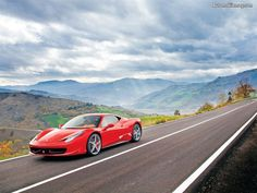 Android Ferrari 458 Wallpapers