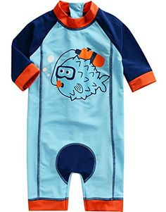 Vaenait has a really cute orange and blue boys swimsuit. Great for a summer baby shower.  www.amazon.com/dp/B00T4AYIGE/tag=smlsph-20