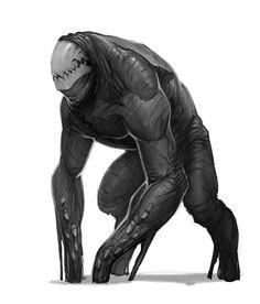 Creature by fightpunch.deviantart.com on @deviantART