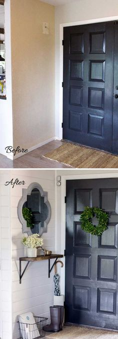 Entryway is the first space you and your guests see when walk into the house. So if you want to make the first impression of your home very good, you should try to update the decor of your entryway. Small and narrow entryways also have great potential to be decorated. You can give attention to [...]