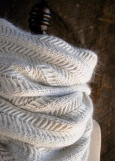 Jasmine Scarf | The Purl Bee