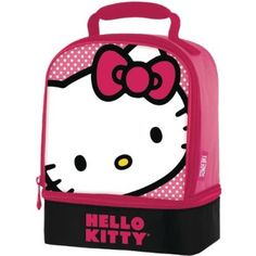 Thermos Dual-Compartment Hello Kitty Lunch Kit $9.99