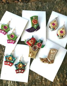 Some of my designs for Fiesta 2012