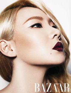 CL from korean pop group 2n1...