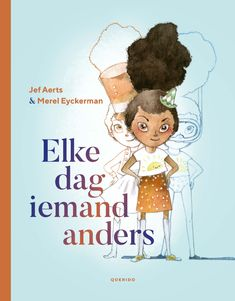 Jef Aerts & Merel Eyckerman: Elke dag iemand anders | MappaLibri Oliver Jeffers, Reading, Movie Posters, Kids, Children, Reading Books, Film Posters, Billboard, Baby Boys