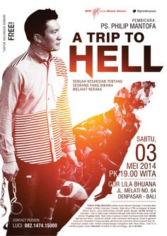 poster TRIP TO HELL (Bali)