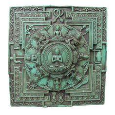 Buddha Mandala Image
