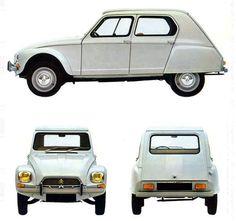 Dyane Citroën http://www.leblogauto.com/images/citroen_dyane.jpg