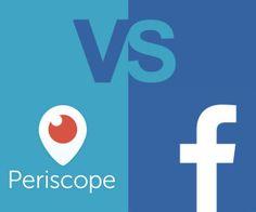 2015 war das Jahr der Bewegtbildformate - 2016 könnte das Jahr des Livestreamings werden. Periscope oder Facebook Live, wer hat die besseren Chancen, Marktführer zu werden?