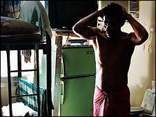 Dubai workers have no rights.  #enddubaislavery #modernslavers #workersnotfree #helpthepoor