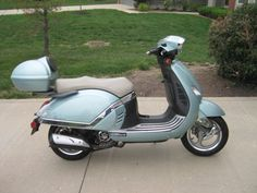 2007 Fly LaVie Scooter - 150cc