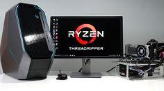 Exclusive: Ryzen Threadripper 1950X Performance First Look With Alienware Area-51 Threadripper Edition   HotHardware