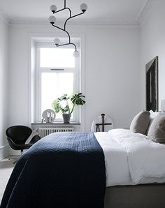 Fresh and minimalist home - via Coco Lapine Design http://amzn.to/2luqmxj