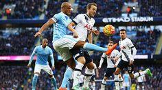 Blog Esportivo do Suíço: Tottenham bate o City em Manchester e segue firme na briga pelo título