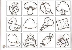 Peuterthema's: Symbooltjes (van confetti)