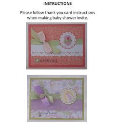 160 best homemade baby shower invitation images on pinterest create a homemade baby shower invitation using cute prints find lots of handmade card ideas for baby showers using stickers trim and craft punches filmwisefo