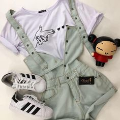 Style Aesthetic Clothes 34 New Ideas Teenage Outfits, Teen Fashion Outfits, Cute Fashion, Outfits For Teens, Trendy Fashion, Preteen Fashion, Tumblr Fashion, Trendy Style, Fashion Fashion