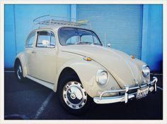 1967 VW Beetle —Alameda, CA