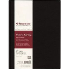 Shop for Strathmore Mixed Media Art Journal Pages. Get free delivery On EVERYTHING* Overstock - Your Online Scrapbooking Shop! Drawing Sheet, Drawing Letters, Mixed Media Journal, Mixed Media Art, Wholesale Craft Supplies, Bound Book, Ms Gs, Medium Art, Art Journals