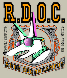 Rude Dog On Campus. R.D.O.C.   Phi Dogma Rudius + Distemper Fidelus forever. Spade Tattoo, Dog Pounds, Dog Branding, Fiction, Faces, Dogs, Pet Dogs, The Face, Doggies