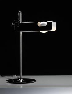 Joe Colombo Spider Table Lamp for Oluce