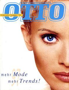 Katalogcover Frühjahr/Sommer 1997. In Diesem Jahr Erscheint Der OTTO Katalog  Nun Auch