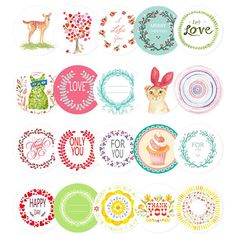 Aliexpress.com : Buy 76 pcs/ 2 boxes mini paper sticker decoration decal diy album scrapbooking sealing sticker kawaii stationery gift from Reliable gift boxes wrapping paper suppliers on La Vie Co.,Ltd.  | Alibaba Group