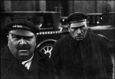 Henri Cartier-Bresson BERLIN - Taxi drivers 1931