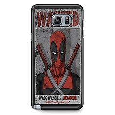 GEBLEG- Deadpool Samsung Galaxy Note 5 Case Hard Plastic Material with Black Frame Gebleg http://www.amazon.com/dp/B01CV5QNAM/ref=cm_sw_r_pi_dp_kk54wb0GKECNA