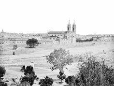 Los Jerónimos, finales del XIX.