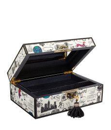 Plenty of Bendel Jewelry Box