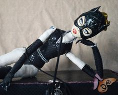 Catwoman, Michelle Pfeiffer doll | Flickr - Photo Sharing!
