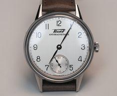 Tissot Antimagnetique Heritage Watch Hands-On   aBlogtoWatch