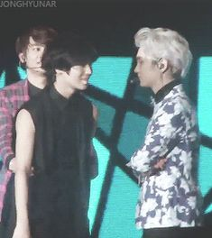 2Min : First was kiss and now 2Min is hugging. I'm not complaining but I'm loving it! XOXO