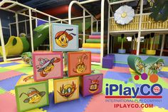 Custom themed toddler play areas.  We have been creating fun since 1999.  Custom designed to meet any theme or budget.  Play structures are great for family entertainment centers, airport terminals, children's ministries, shopping centers, food courts, toddler areas, restaurants, cruise ships, children's museums and fitness centers. #WeBuildFun for all ages. We design, manufacture and install worldwide