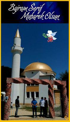 BAJRAM SERIF MUBAREK OLSUN  👋❤❤❤❤❤👋 Eid Images, Flower Phone Wallpaper, Serif, Taj Mahal, Lol, Building, Travel, Viajes, Buildings