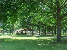 Chautauqua Park, Pontiac, Illinois