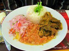El seco de cabrito o seco norteño una #comida típica norteña  Receta de plato tipico aqui