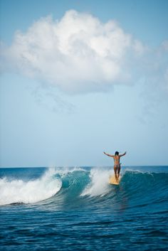 Team rider Justine Mauvin backing it up on a Tahitian gem #DAREYOURSELF