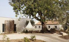 Fazenda Nova,a 200 year old, country estate on th Ria Formosa coastline, Portugal - The key to rural living. Small Boutique Hotels, Small Luxury Hotels, Algarve, Spa Furniture, Plywood Furniture, Modern Furniture, Furniture Design, Hotels Portugal, Portugal Trip