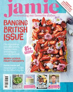 Jamie Magazine | Edition 59 | The Banging British issue