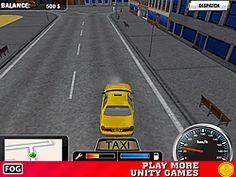 Sim Taxi 3 D