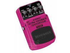 Behringer FD 300 - kytarový efekt Ultra Feedback/distortion 21€